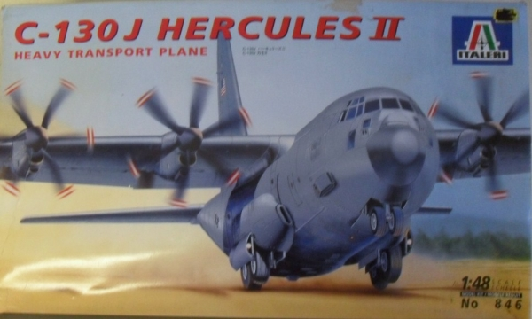 846 C-130J HERCULES II  UK SALE ONLY